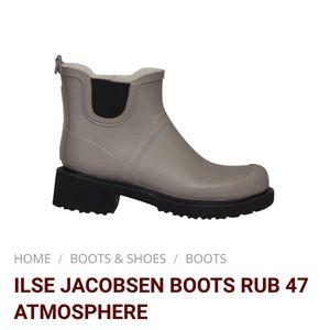 Ilse Jacobsen Hornbak Rub 47 Platform Goring Boots
